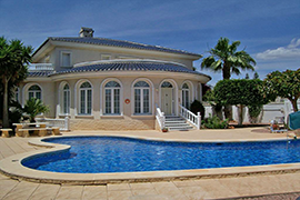 Exclusive and luxury villas